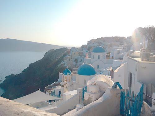 【ギリシャ】実際行ってみた感想 世界一の夕日を見る!憧れの『サントリーニ島』の観光スポット8選♡
