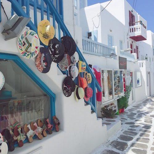 絶対行って欲しい【ギリシャ白い宝石ミコノス 】歩くだけで楽しいミコノスタウン♪
