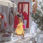 ヨーロッパ 旅行 服装♡ 夏【ギリシャ編】暑さ対策&軽量&お洒落も♡大人気の街角スナップ♡