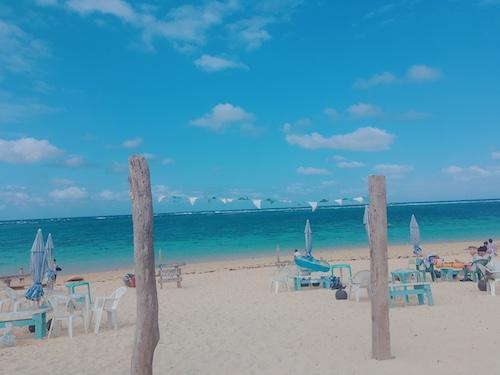 【沖縄・宮古島】10月中旬宮古島 泳げる?