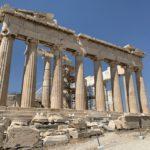 世界遺産【ギリシャ・アテネ】観光スポット アクロポリス・パルテノン神殿