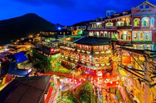 【台湾・台北】千と千尋の神隠しのあの風景・台北のおすすめ観光スポット九份 チウフェン♪