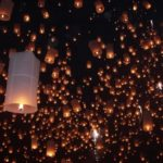 ランタンの幻想的な世界!【タイ・チェンマイ】有料のコムローイ祭りに参加してみた感想♪