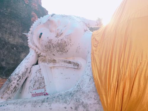 【タイ・バンコク】一度は訪れたいユネスコ世界遺産のアユタヤの旅へ