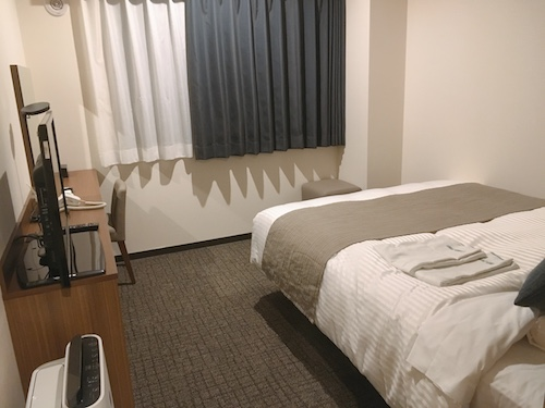 【北海道・札幌】ホテル情報・ホテルマイステイズ札幌中島公園