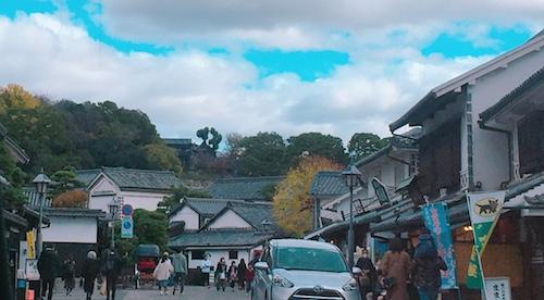 【岡山・倉敷】実際行ってみた感想・女子一人旅『倉敷』の観光スポット6選♡