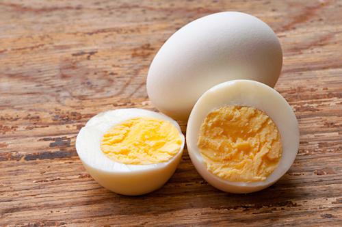 卵の白身 レンジでチンしてもOK?するなら何秒がBEST??
