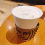 【スタバ新作】ウィンター ホワイト チョコレートレポ