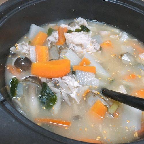 冬場の野菜スープは何日持つか検証!