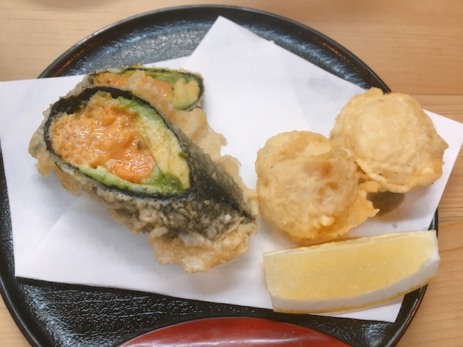 【東京・高円寺】の 【 天すけ (てんすけ) 】さんの夜のおまかせメニューをご紹介します。