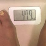 43.8kg→48kgリバウンド!!【アラサー女子のダイエットBlog】Day.1