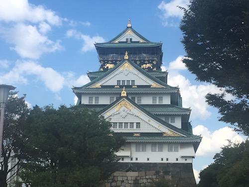 パワースポット【大阪】の 【大阪城と豊国神社】をご紹介します。商売繁盛祈願!!